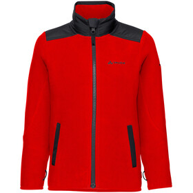 VAUDE Racoon Fleece Jacket Barn lava